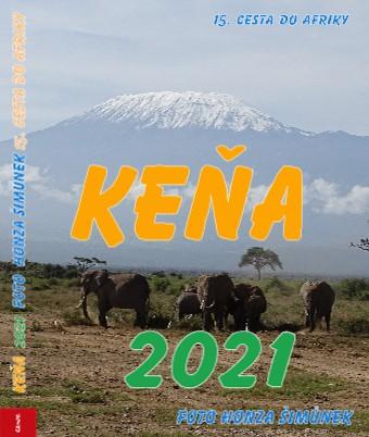 KEŇA 2021 FOTO HONZA ŠIMŮNEK 15. CESTA DO AFRIKY - Zobrazit knihu