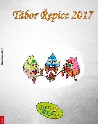 Tábor Řepice 2017 - Zobrazit knihu