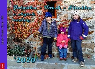 Jolanka - Toníček - Zituška - 2020 - Zobrazit knihu