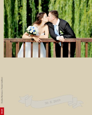 Svatba Mariana a Tomáš Andltovi - Zobrazit knihu