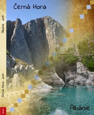 Černá Hora, Albánie - Zobrazit knihu