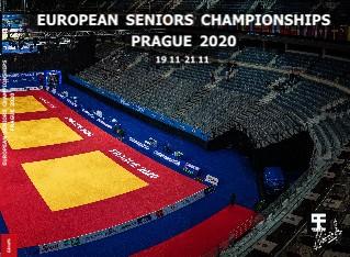 EUROPEAN SENIORS CHAMPIONSHIPS  PRAGUE 2020 - Zobrazit knihu