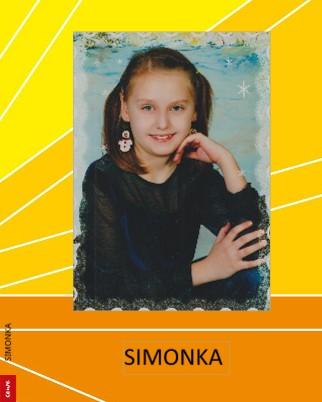 SIMONKA - Zobrazit knihu