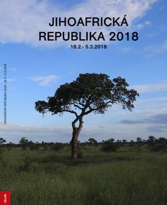 JIHOAFRICKÁ REPUBLIKA 2018 - Zobrazit knihu