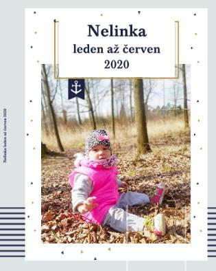 Nelinka leden až červen 2020 - Zobrazit knihu