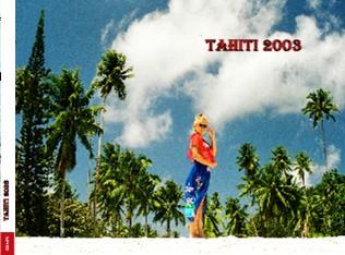 TAHITI 2003 - Zobrazit knihu