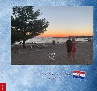 Chorvatsko - Zaton 7-2020 - Zobrazit knihu