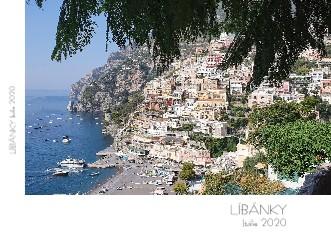 LÍBÁNKY Itálie 2020 - Zobrazit knihu