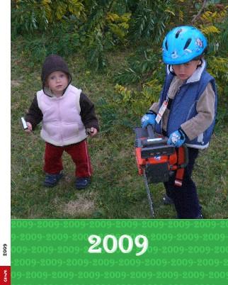 2009 - Zobrazit knihu