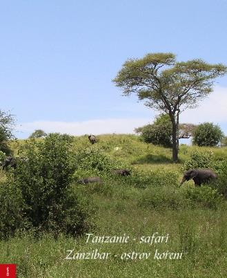 Tanzanie - safari Zanzibar - ostrov koření - Zobrazit knihu