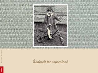 Šedesát let vzpomínek - Zobrazit knihu
