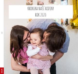 KRONIKA NAŠÍ RODINY ROK 2020 - Zobrazit knihu