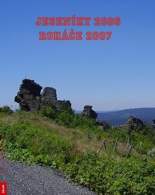 Jeseníky 2006 ROHÁČE 2007 - Zobrazit knihu