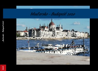 Maďarsko - Budapešť 2020 - Zobrazit knihu