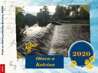 Otava a Kotvina - Zobrazit knihu