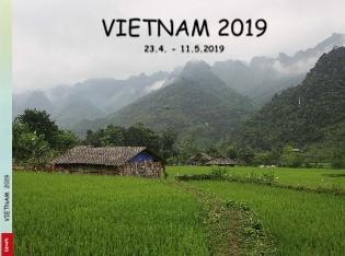 Cestou necestou po Vietnamu - Zobrazit knihu