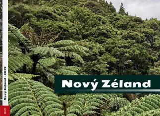 Nový Zéland – 2019 - Zobrazit knihu