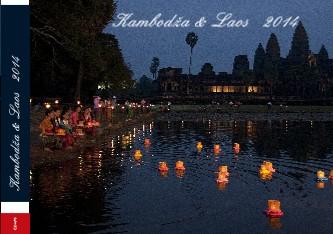 Kambodža & Laos 2014 - Zobrazit knihu