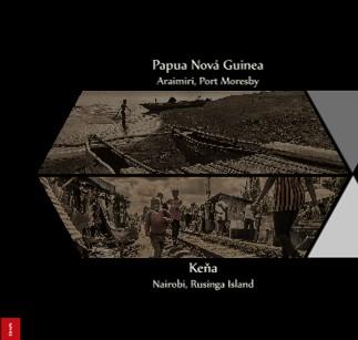 Papua Nová Guinea 2020 / Keňa 2017, 2019 - Zobrazit knihu