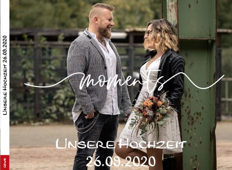 Unsere Hochzeit 26.09.2020