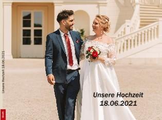 Unsere Hochzeit  18.06.2021 - jetzt anschauen