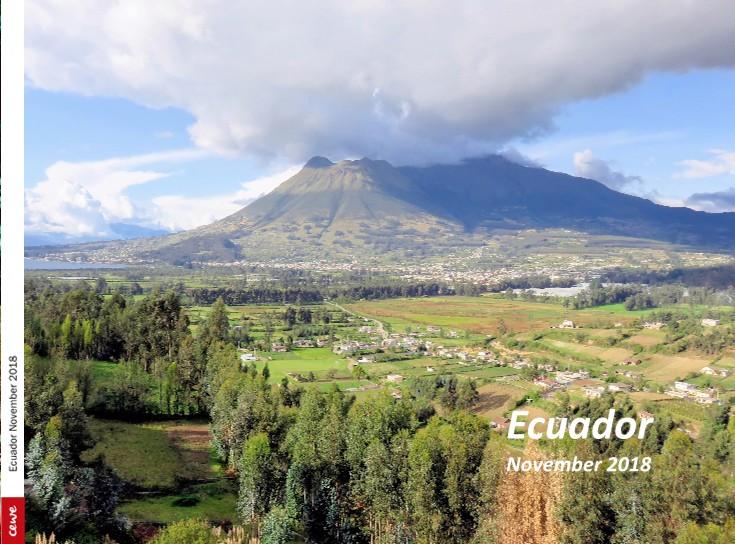 Ecuador November 2018