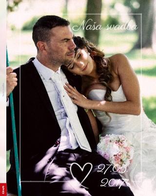 Naša svadba 27.05.2017 - Zobraziť fotoknihu