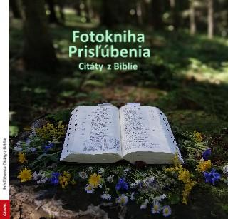 Prisľúbenia Citáty z Biblie - Zobraziť fotoknihu