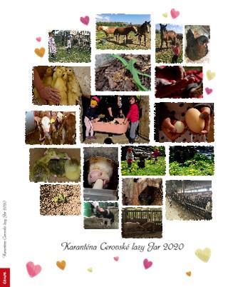 Karanténa Cerovské lazy Jar 2020 - Zobraziť fotoknihu