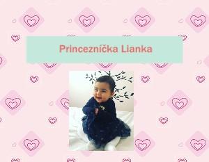 Princezníčka Lianka - Zobraziť fotoknihu