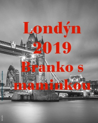 Londýn 2019 Branko s maminkou - Zobraziť fotoknihu
