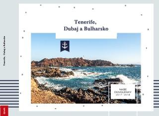 Tenerife, Dubaj a Bulharsko - Zobraziť fotoknihu