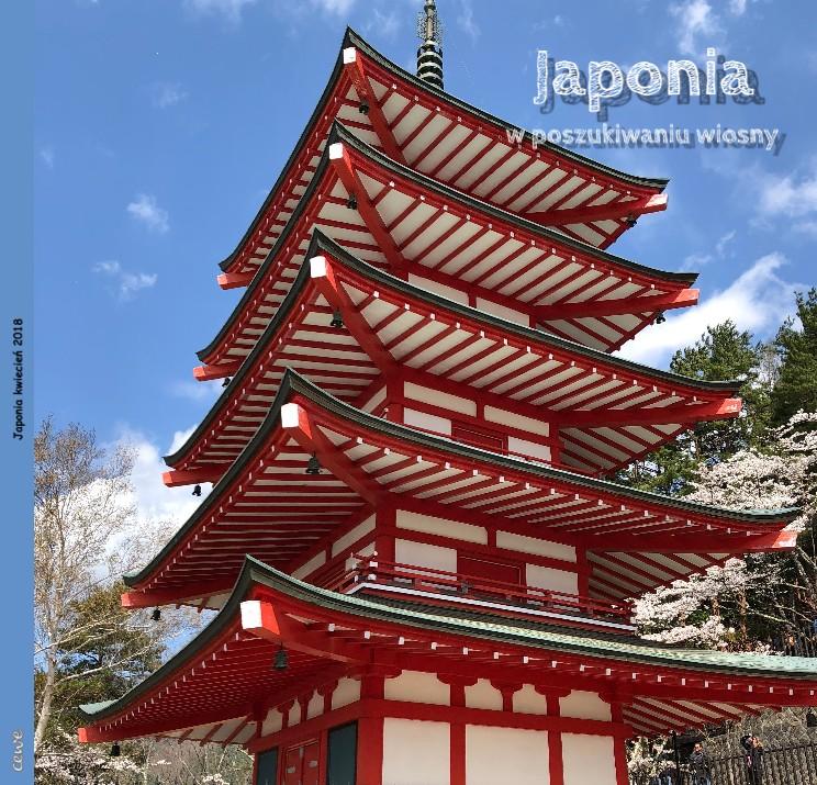 Japonia wiosna 2018