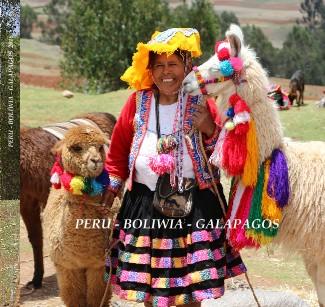 PERU - BOLIWIA - GALAPAGOS 2016 - Zobacz teraz