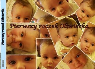 Pierwszy roczek Oliwierka - Zobacz teraz