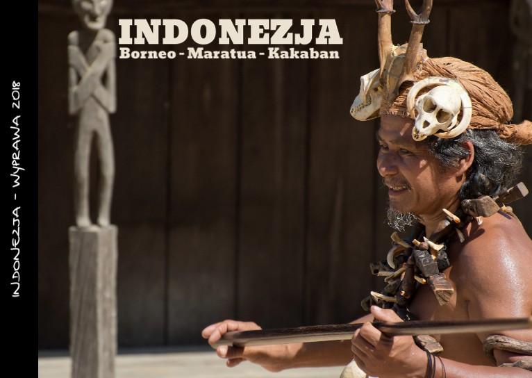Indonezja - wyprawa 2018