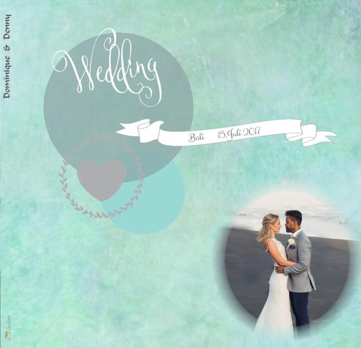 Deutsch- Australische Hochzeit auf Bali