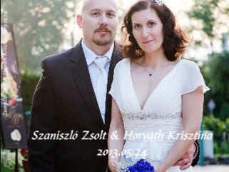 Szaniszló Zsolt & Horváth Krisztina 2013.05.24 - Megtekintés