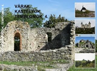 VÁRAK, KASTÉLYOK, TEMPLOMOK 4. - Megtekintés