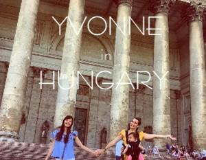 YVONNE in HUNGARY - Megtekintés