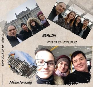 Berlin 2018.03.10- 2018.03.17 - Megtekintés