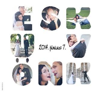 Zsóka és Laci esküvője - Megtekintés