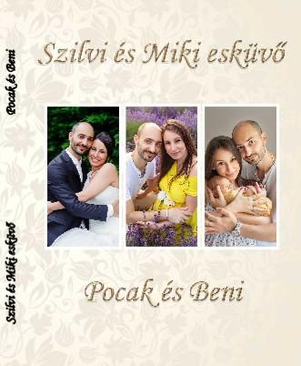Szilvi és Miki esküvő, Pocak és Beni - Megtekintés