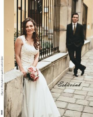 Bogi és Beni polgári és egyházi esküvői képei - Megtekintés