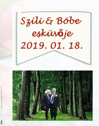 Szili & Böbe esküvő 2019. 01. 18. - Megtekintés