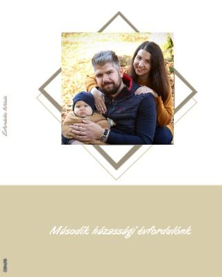 Második házassági évfordulós fotózás - Megtekintés