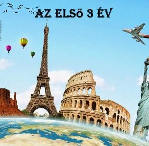 Az első 3 év - Utazások Bogyóval :) - Megtekintés