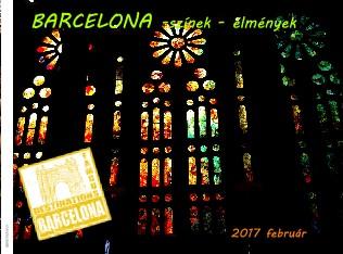 BARCELONA -színek - élmények - Megtekintés