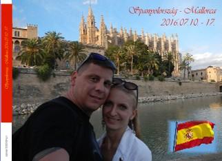 Spanyolország - Mallorca 2016.07.10.- 17. - Megtekintés