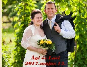 Ági és Laci 2017.május 13. - Megtekintés